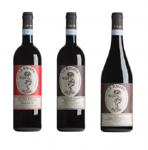 Valgatara pack Le Ragose Wijnhandel Valgatara België