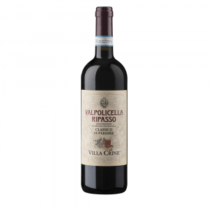Valpolicella-Ripasso-Villa-Crine-Wijnhandel Valgatara Belgie Wijnen uit Valpolicella