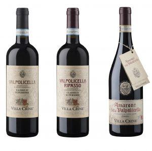 Villa Crine winepack Valgatara wijnpakket Belgie Limburg