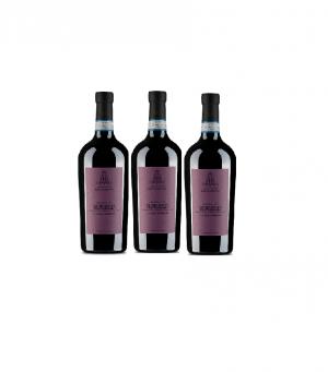 3 x Ripasso Bonazzi Valpolicella winepack Wijnhandel Valgatara Belgie