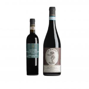 Valgatara Amarone recioto Le Ragose Wijnhandel Valgatara Belgie