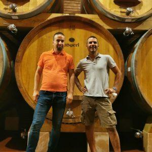 Speri Rinaldo Marco Luca Wijnhandel Valgatara Belgie