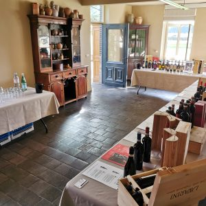 Wijnhandel Valgatara Degustatie